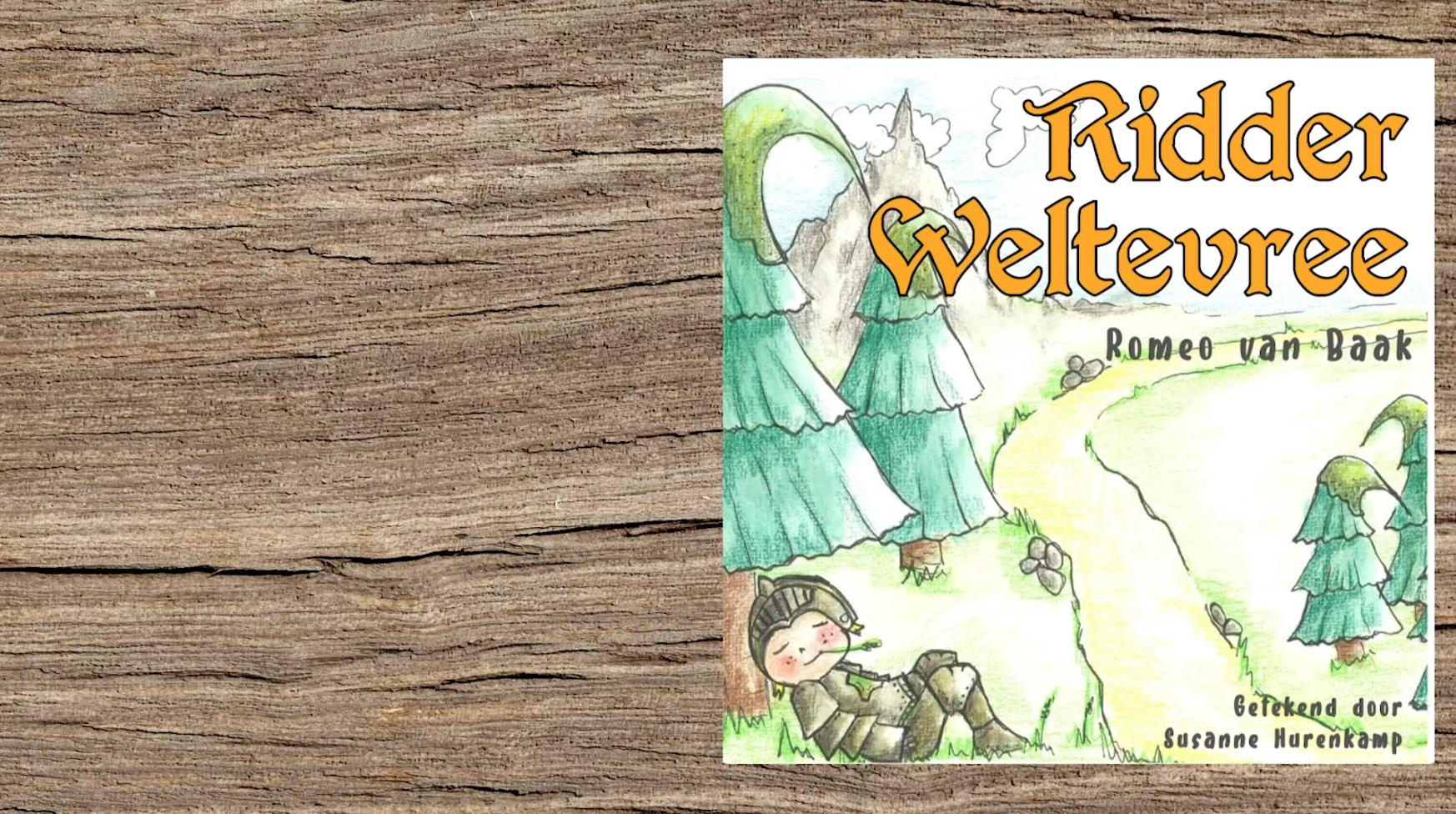 Luisterboek Ridder Weltevree