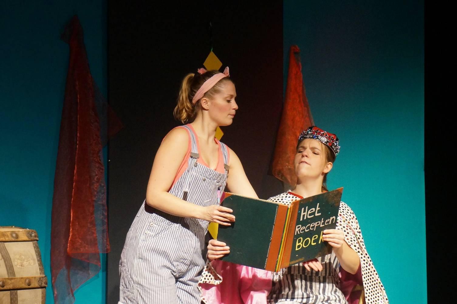 De Droomtrein - gespeeld door Theater de Toverkist